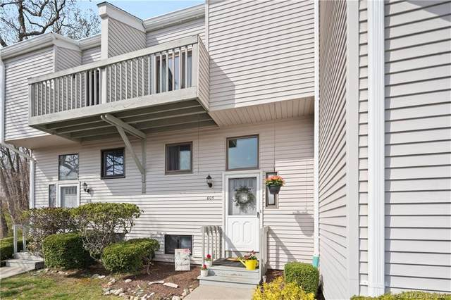 605 Timber Lane #605, Canton, CT 06019 (MLS #170383036) :: Hergenrother Realty Group Connecticut