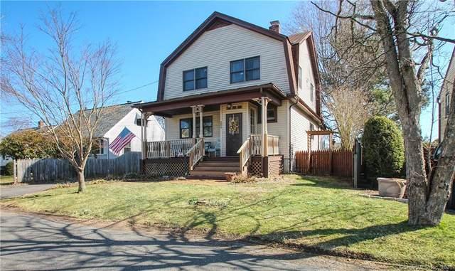 205 Rockland Avenue, Stratford, CT 06614 (MLS #170383052) :: Spectrum Real Estate Consultants