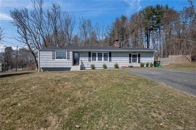 10 Karen Boulevard, Newtown, CT 06470 (MLS #170383054) :: Around Town Real Estate Team