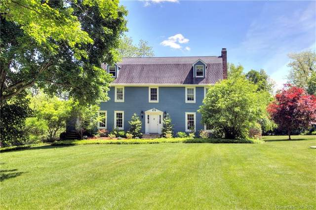 11 Farrar Lane, Ridgefield, CT 06877 (MLS #170383063) :: Team Phoenix