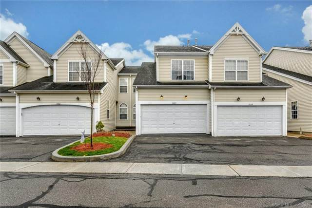 1603 Eaton Court #1603, Danbury, CT 06811 (MLS #170383077) :: Next Level Group