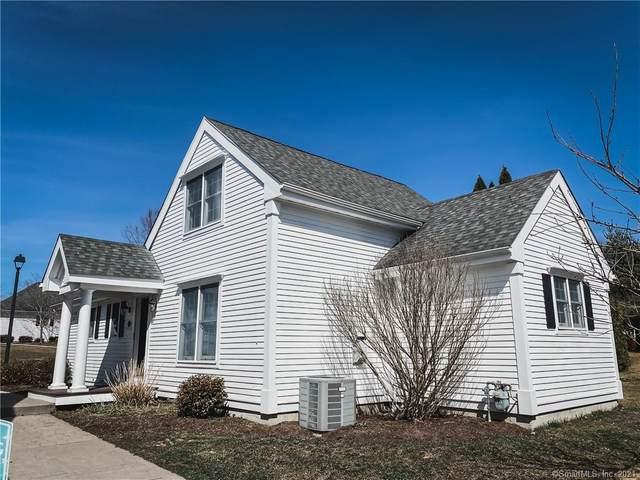 2 Pinehurst Lane #2, East Haddam, CT 06469 (MLS #170383082) :: Spectrum Real Estate Consultants