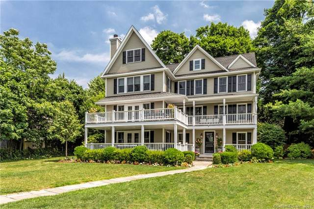 7 Holman Lane, Greenwich, CT 06870 (MLS #170383088) :: Spectrum Real Estate Consultants