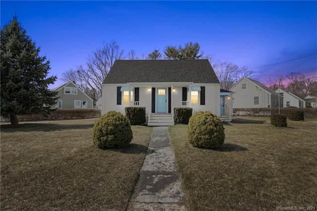 205 Meadowside Road, Milford, CT 06460 (MLS #170383127) :: Forever Homes Real Estate, LLC