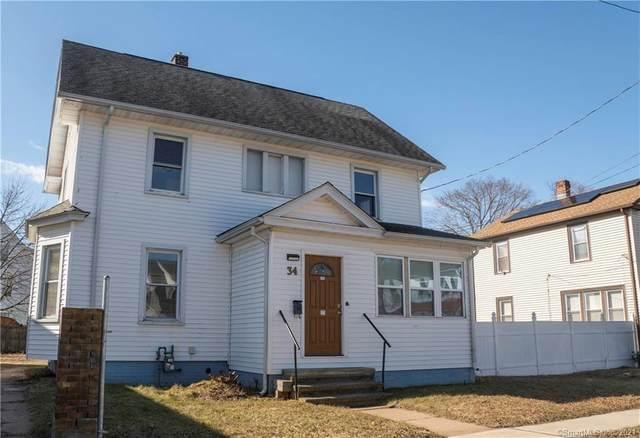 34 3rd Street, Hamden, CT 06514 (MLS #170383179) :: Spectrum Real Estate Consultants