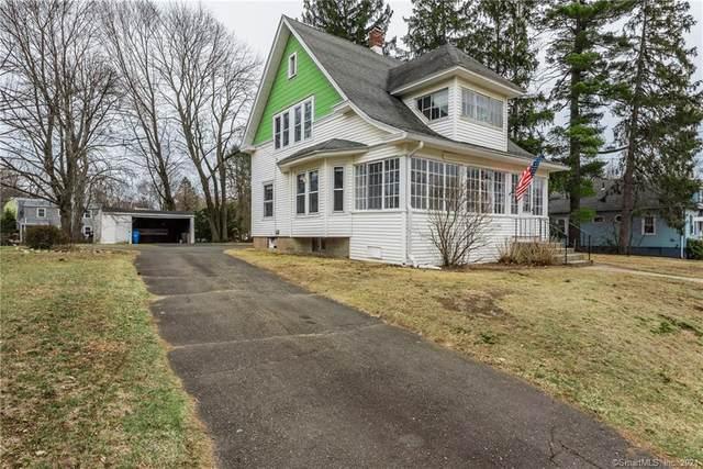 23 Hawthorne Street, Manchester, CT 06042 (MLS #170383211) :: Forever Homes Real Estate, LLC