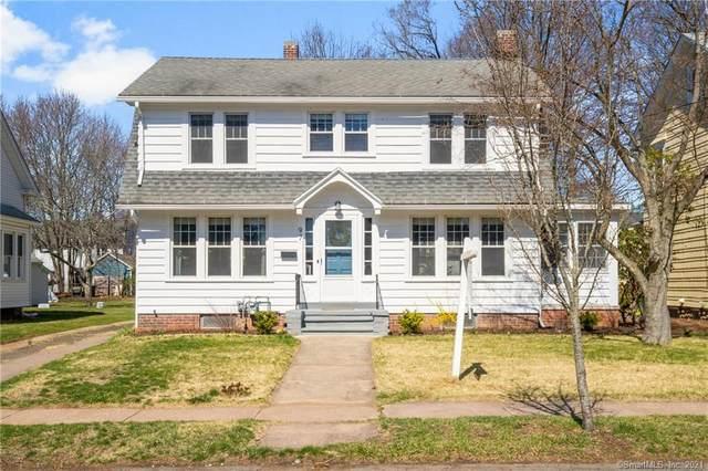 97 Woodlawn Street, Hamden, CT 06517 (MLS #170383295) :: Forever Homes Real Estate, LLC