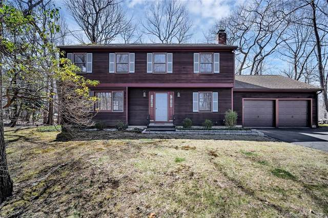 79 Scott Ridge Road, Ridgefield, CT 06877 (MLS #170383317) :: Spectrum Real Estate Consultants