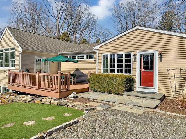 57 Crest Road, Ridgefield, CT 06877 (MLS #170383374) :: Spectrum Real Estate Consultants