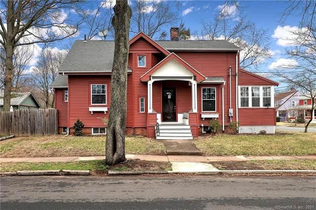 87 W Elm Street, New Haven, CT 06515 (MLS #170383375) :: Spectrum Real Estate Consultants