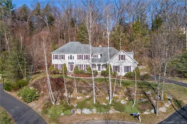 25 Thornwood Lane, Avon, CT 06001 (MLS #170383395) :: Around Town Real Estate Team