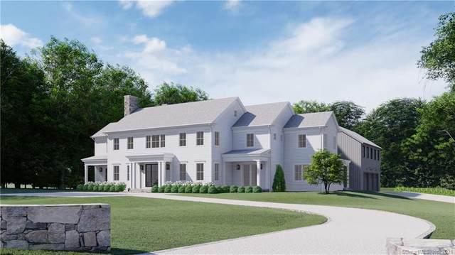 16 Ox Ridge Lane, Darien, CT 06820 (MLS #170383399) :: Around Town Real Estate Team