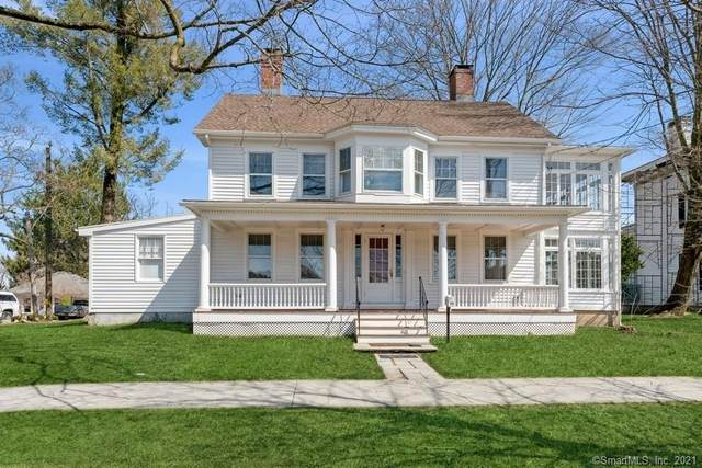 48 Main Street, Newtown, CT 06470 (MLS #170383400) :: Spectrum Real Estate Consultants
