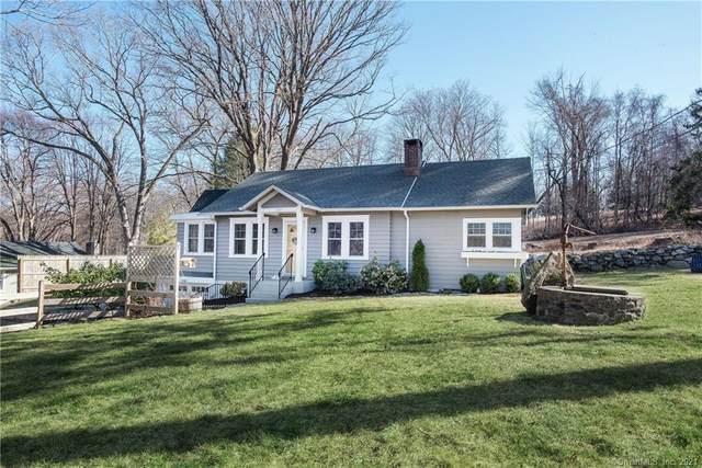 102 Sport Hill Road, Redding, CT 06896 (MLS #170383405) :: Kendall Group Real Estate | Keller Williams