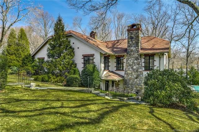 29 Outlook Drive, Darien, CT 06820 (MLS #170383430) :: Forever Homes Real Estate, LLC