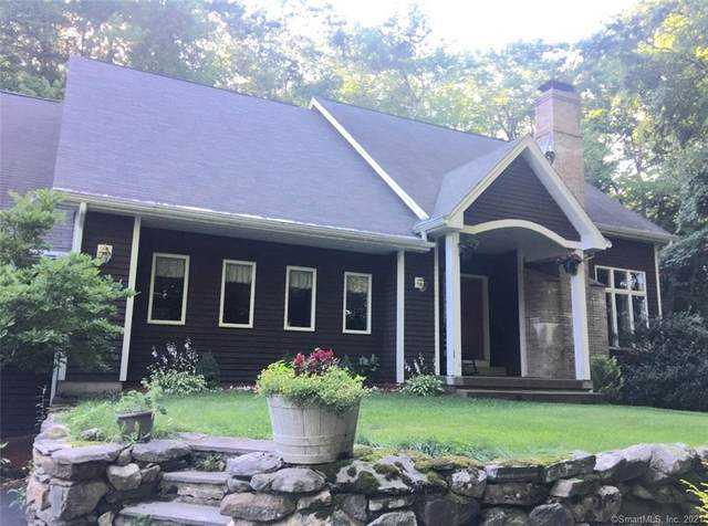 93 Taylor Road, Barkhamsted, CT 06063 (MLS #170383462) :: Next Level Group