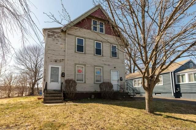 134 Warner Street, Hamden, CT 06514 (MLS #170383473) :: Spectrum Real Estate Consultants