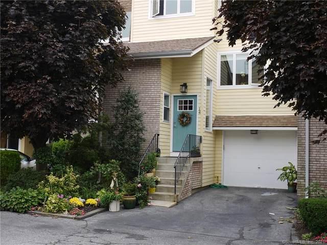 61 Seaview Avenue #14, Stamford, CT 06902 (MLS #170383474) :: Spectrum Real Estate Consultants