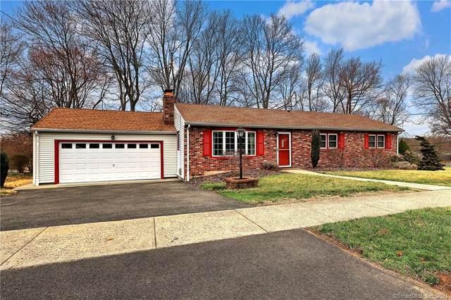 295 Glenn Drive, Stratford, CT 06614 (MLS #170383499) :: Around Town Real Estate Team