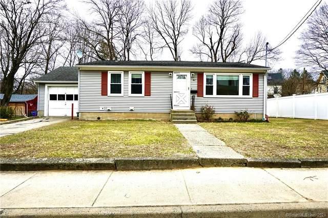 42 W Park Street, Windham, CT 06226 (MLS #170383518) :: Forever Homes Real Estate, LLC