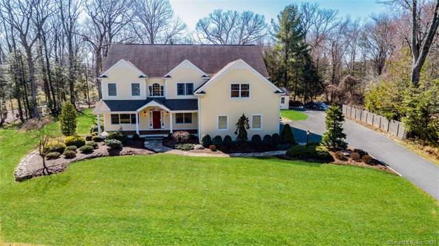 27 Huckleberry Hill Road, Brookfield, CT 06804 (MLS #170383520) :: Around Town Real Estate Team