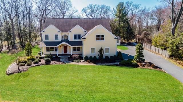 27 Huckleberry Hill Road, Brookfield, CT 06804 (MLS #170383520) :: Kendall Group Real Estate | Keller Williams