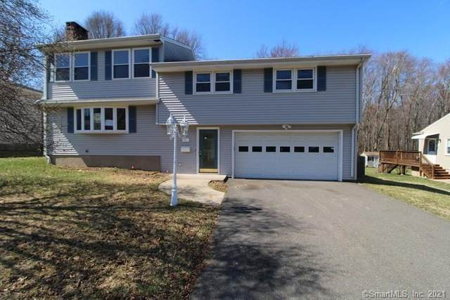 86 Arnott Road, Manchester, CT 06040 (MLS #170383528) :: Hergenrother Realty Group Connecticut