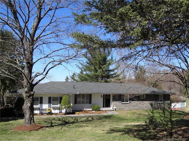 45 Skyridge Drive, Somers, CT 06071 (MLS #170383552) :: The Higgins Group - The CT Home Finder