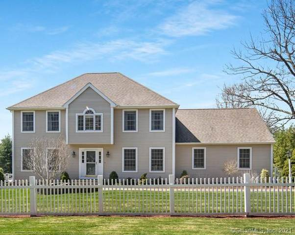 155 Niederwerfer Road, South Windsor, CT 06074 (MLS #170383555) :: GEN Next Real Estate