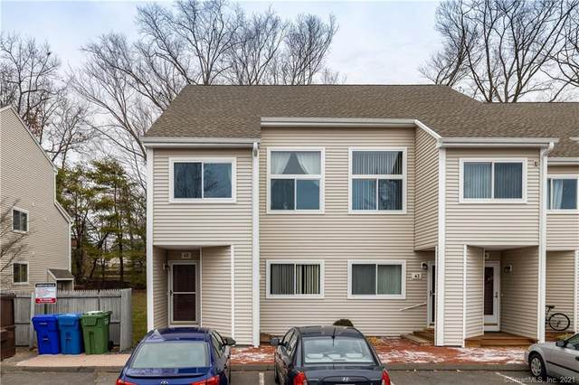 35 Ruth Street #42, Bristol, CT 06010 (MLS #170383575) :: Team Phoenix