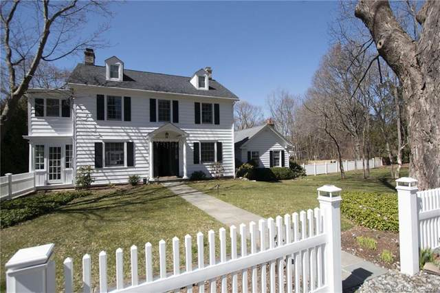 93 Olmstead Lane, Ridgefield, CT 06877 (MLS #170383590) :: Forever Homes Real Estate, LLC
