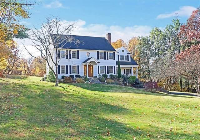 16 Stonecrest Road, Ridgefield, CT 06877 (MLS #170383594) :: Kendall Group Real Estate | Keller Williams