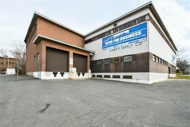 180&190 Walnut Street, Hartford, CT 06120 (MLS #170383643) :: Spectrum Real Estate Consultants