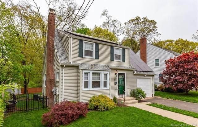 81 Manor Street, Hamden, CT 06517 (MLS #170383667) :: Around Town Real Estate Team