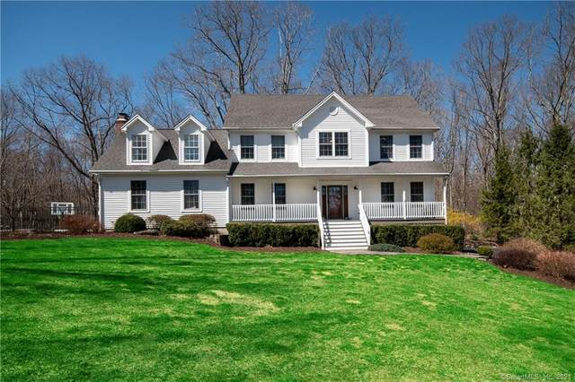 56 New Lebbon Road, Newtown, CT 06482 (MLS #170383694) :: Forever Homes Real Estate, LLC