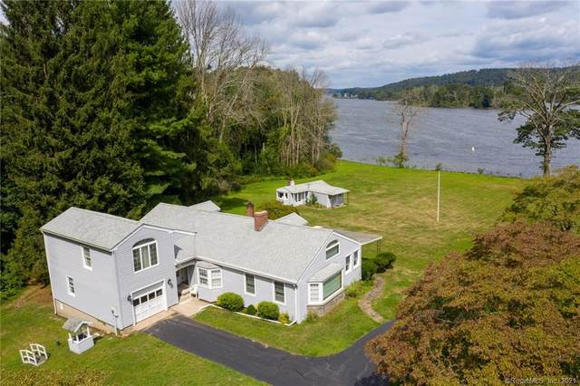 9 Parkers Point Road, Chester, CT 06412 (MLS #170383743) :: Around Town Real Estate Team