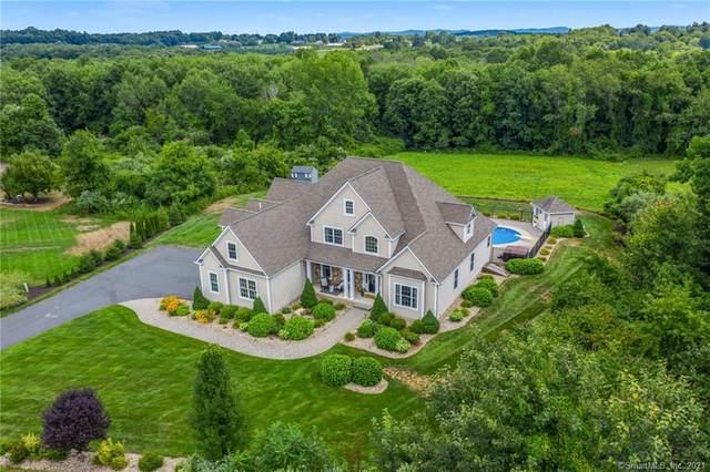 1052 N N. Grand Street, Suffield, CT 06093 (MLS #170383784) :: Forever Homes Real Estate, LLC