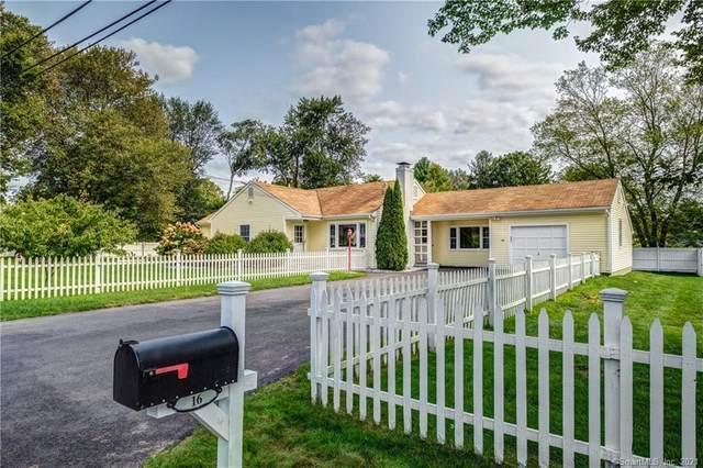 16 Manor Lane, Easton, CT 06612 (MLS #170383852) :: Spectrum Real Estate Consultants