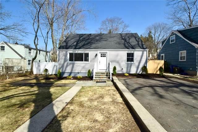 6 Tracey Street, Norwalk, CT 06850 (MLS #170383918) :: Spectrum Real Estate Consultants
