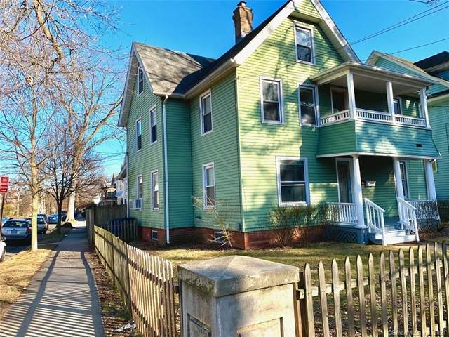 1239 Forest Road, New Haven, CT 06515 (MLS #170383927) :: Spectrum Real Estate Consultants