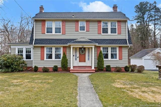 80 Shelton Road, Trumbull, CT 06611 (MLS #170383929) :: Spectrum Real Estate Consultants
