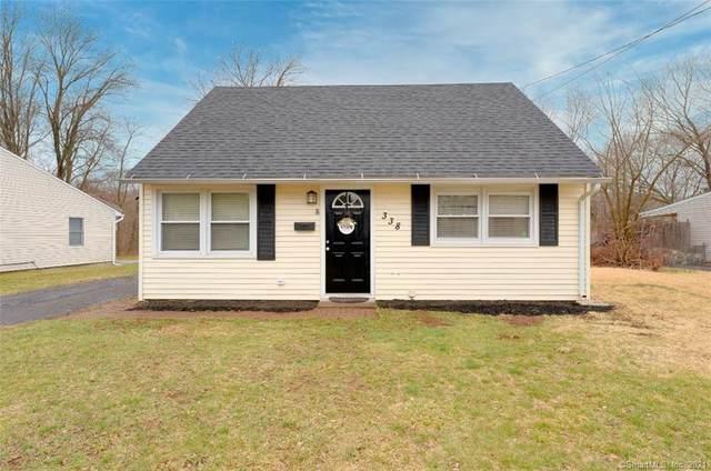 338 Glen Hills Road, Meriden, CT 06451 (MLS #170383952) :: Forever Homes Real Estate, LLC