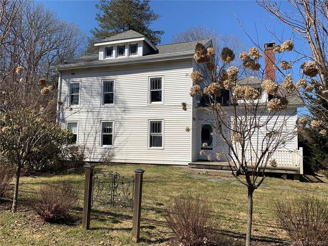 29 Route 107, Wilton, CT 06897 (MLS #170383972) :: Forever Homes Real Estate, LLC