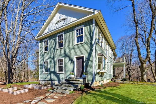 45 Maple Street, Chester, CT 06412 (MLS #170384049) :: Around Town Real Estate Team
