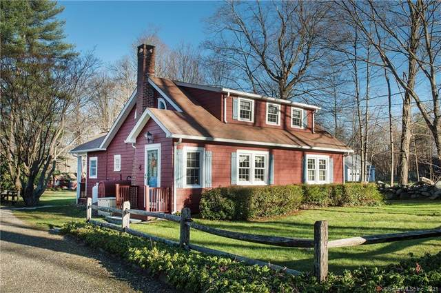 50 Wilton Road E, Ridgefield, CT 06877 (MLS #170384051) :: The Higgins Group - The CT Home Finder