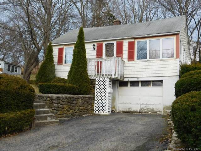 90 Bushnell Avenue, Watertown, CT 06779 (MLS #170384060) :: The Higgins Group - The CT Home Finder