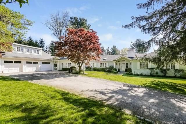 5 Clifford Lane, Westport, CT 06880 (MLS #170384071) :: Spectrum Real Estate Consultants