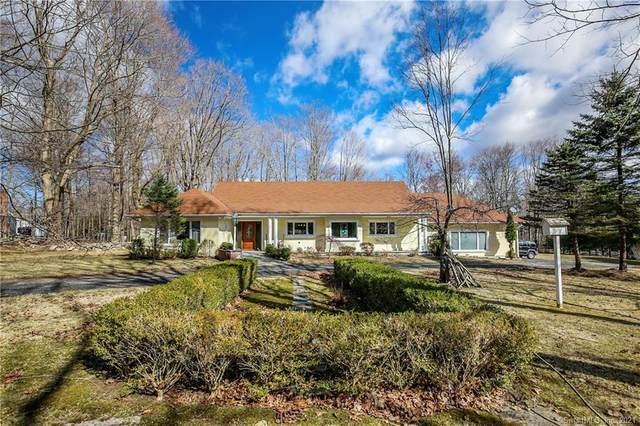 263 Branchville Road, Ridgefield, CT 06877 (MLS #170384078) :: Kendall Group Real Estate | Keller Williams