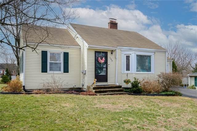 105 Bellevue Street, Meriden, CT 06451 (MLS #170384099) :: Forever Homes Real Estate, LLC
