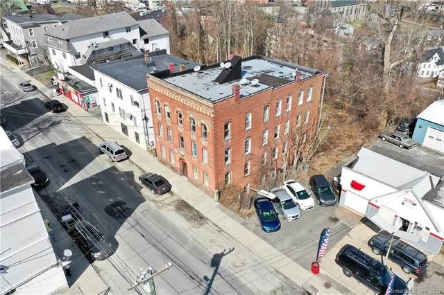 337 Congress Avenue, Waterbury, CT 06708 (MLS #170384105) :: GEN Next Real Estate